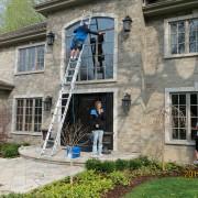 Coteaux-du-lac window cleaning