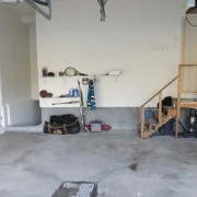 Rénovation de garage