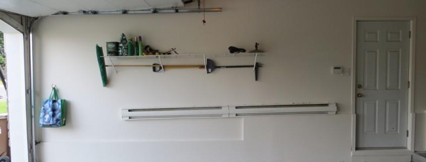 Rénovation de garage