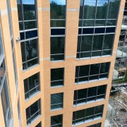 Laveur de vitres commercial