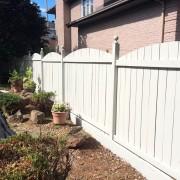 Peinture clôture